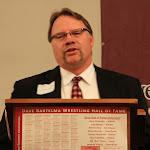 2012 Bartelma Hall of Fame inductee Duane Koslowski.