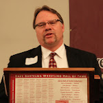 2012 Bartelma Hall of Fame inductee Duane Koslowski.