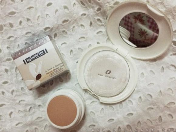 meiko cosmetics naturactor concealer review philippines