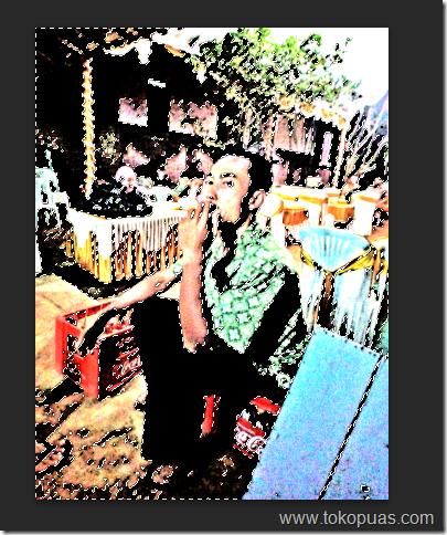 tutorial membuat efek HDR tutorial photoshop