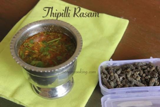 Thipilli Rasam1