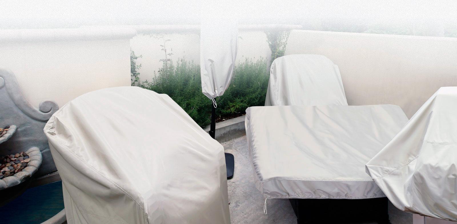 fundas para sofas en lugo oak sofa table with drawers muebles de jardin y terraza impermeables a medida cubiertas