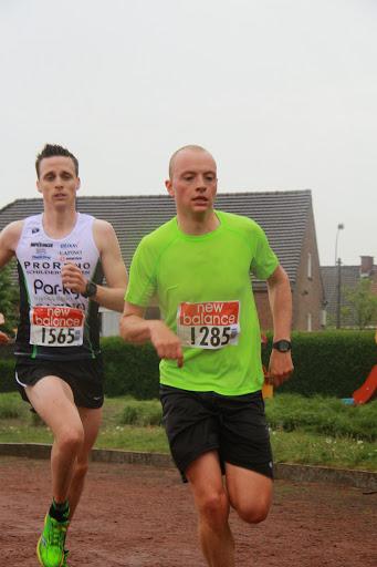 Eduard Verstraete en Vincent Van de Walle