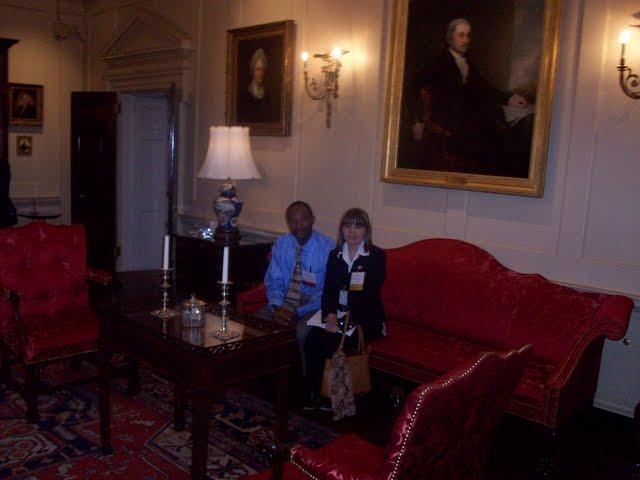 IVLP 2010 - Arrival in DC & First Fe Meetings - 100_0378.JPG
