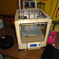 MILL Ultimaker 3D Printer.JPG