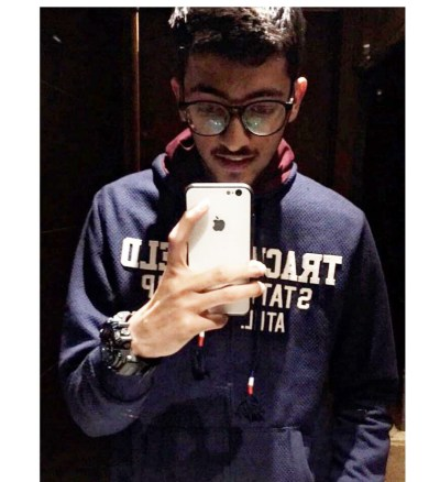 Prince Batra, a 21 years old young boy from Delhi