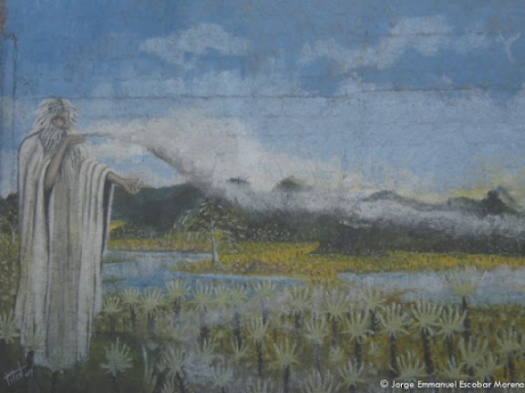 Bochica, Humedal de Córdoba
