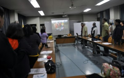 Video presentation of Philippine National Anthem made by MCCID Batch 2010 students