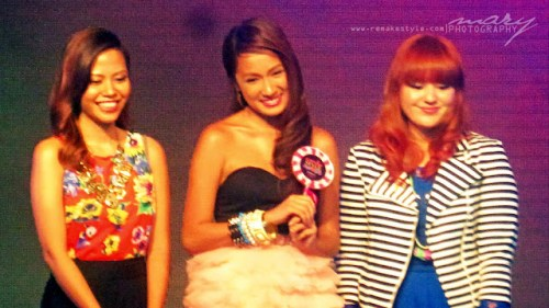 Candy Style Awards 2012 - Rockwell Tent, Makati City - May 4, 2012 - Laureen Uy
