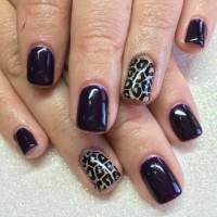 Leopard Nail Art Designs For 2017 - style you 7