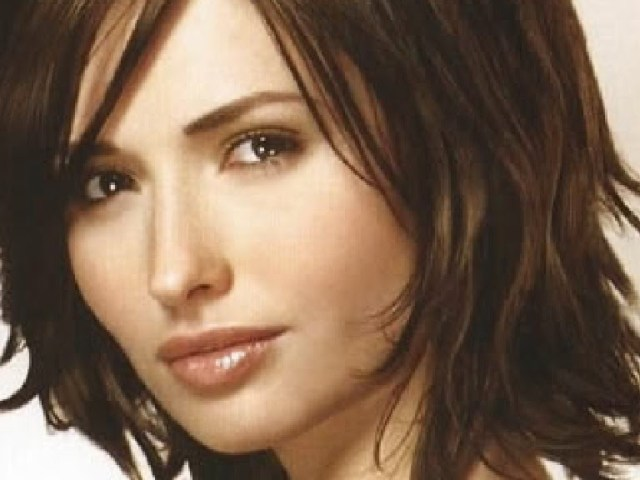 find celebrity hairstyle ideas! short hairstyles thick hair heart