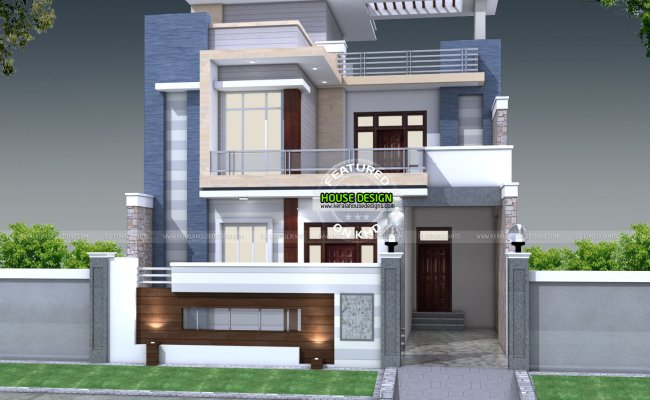 5 Bedroom 30 60 House Plan Architecture Kerala Home Cute766