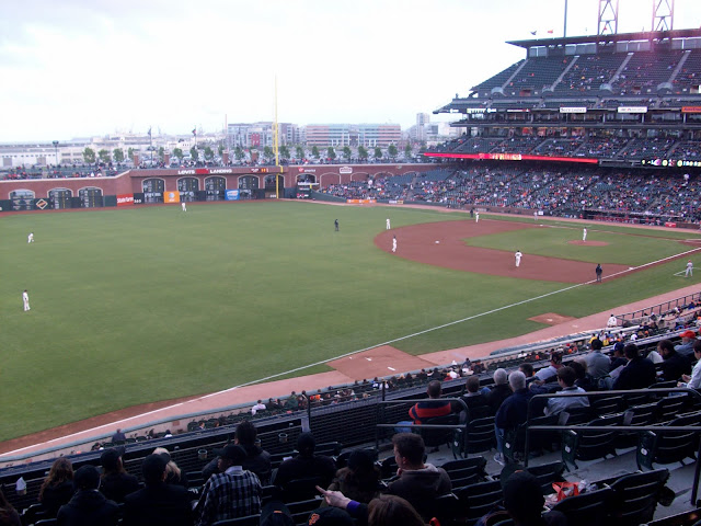 IVLP 2010 - Baseball in San Francisco - 100_1343.JPG