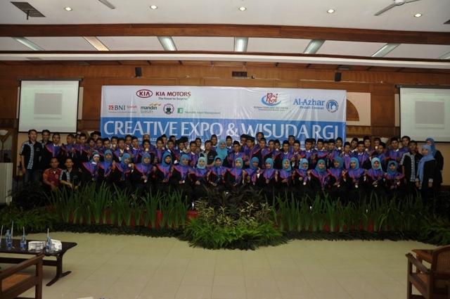 Wisuda dan Kreatif Expo angkatan ke 6 - DSC_0269.JPG