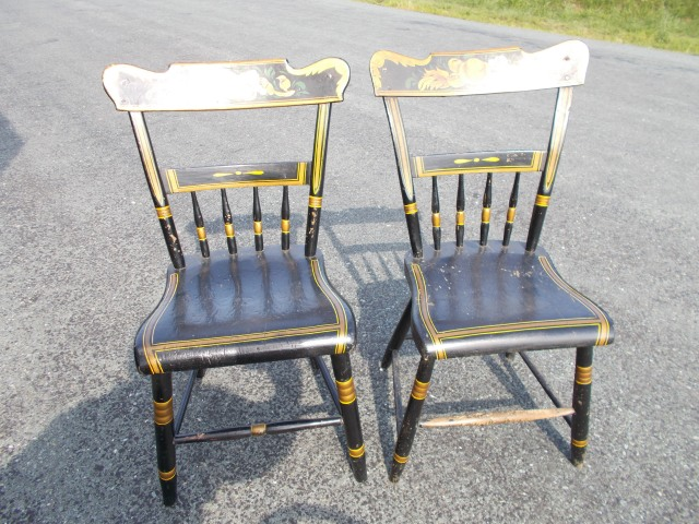 String bottom chairs