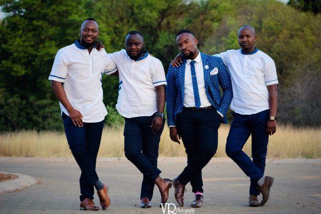 Latest Shweshwe Wedding Dresses South Africa 2018