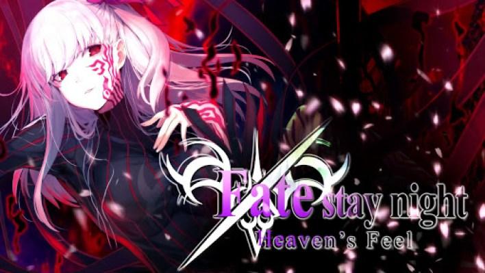 Anime Heavens Feel III Telah Ungkap Tanggal Tayangnya