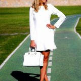 all white outfits for ladies