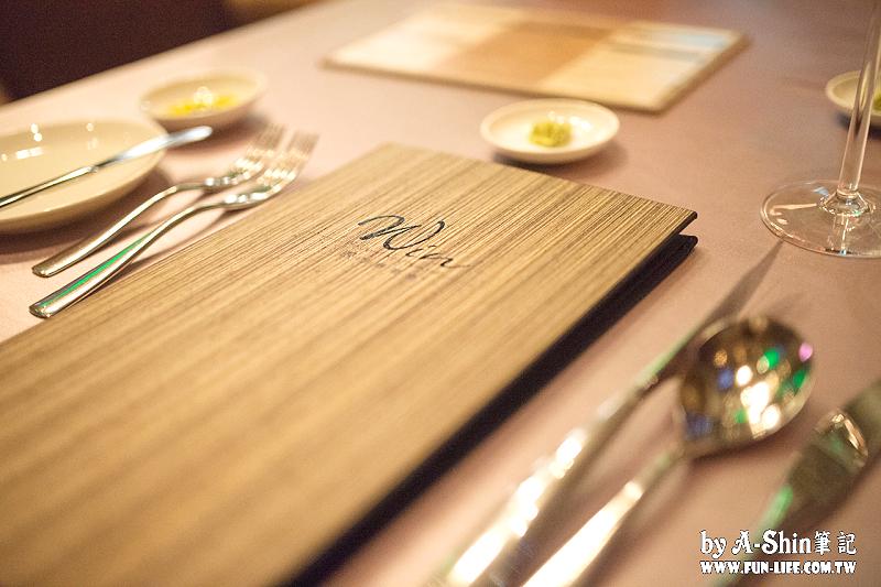 映景觀餐廳 菜單Menu