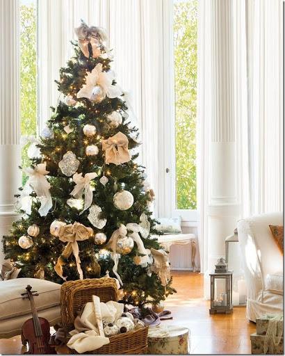 8 idee per decorare lalbero di Natale  Case e Interni