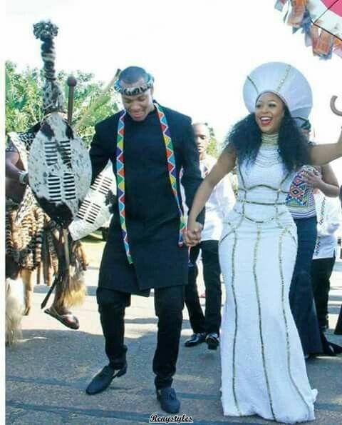 c8d62942936d Modern Zulu woman in traditional outfit   traditional zulu bride ...