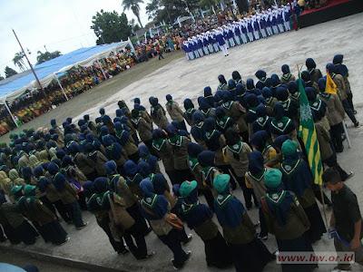 HW Jawa Barat pesat berkembang