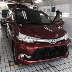 Toyota Grand New Veloz 2015 Warna Interior Avanza Sales Permata Hijau