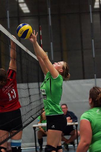 Eline Maekelberg, volare volleybal