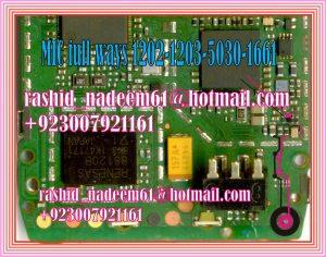 nokia 1202 mic ways  GSMHosters