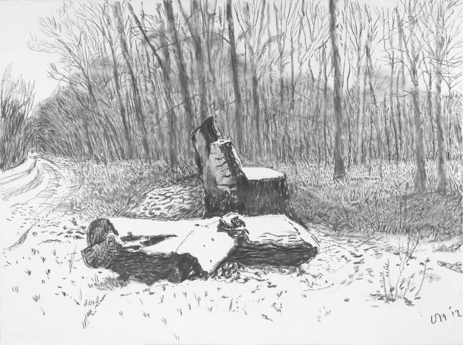 *英國衛報找來艾未未等七位藝術家:耶誕新年桌面創作 5