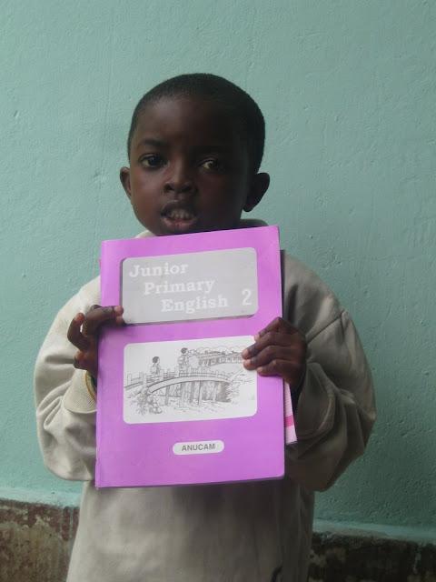 Claudette Etombi, Government Primary school, Buea