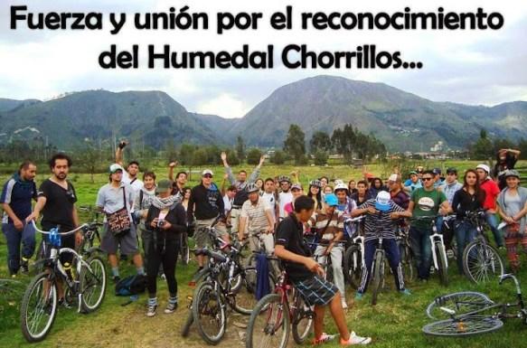 Humedal Chorrillos