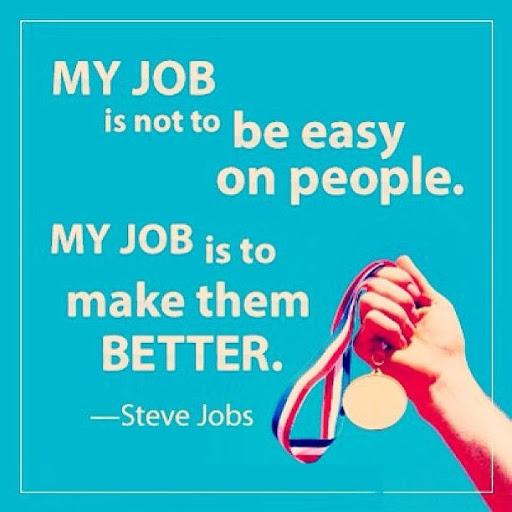 steve jobs quotes on attitude