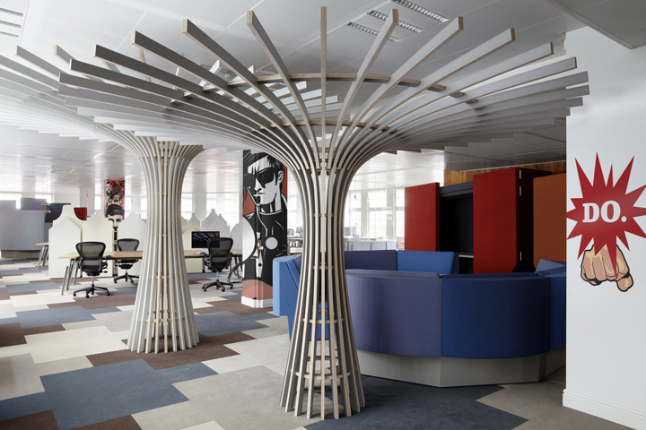 *JWT Office:發想無限創意的夢幻辦公室! 7