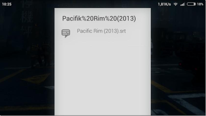 cara menggabungkan subtitle di hp android