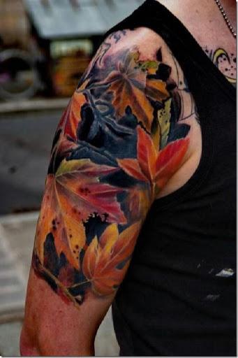 La Mitad De La Manga De Tatuajes Para Hombres Tatuajes247