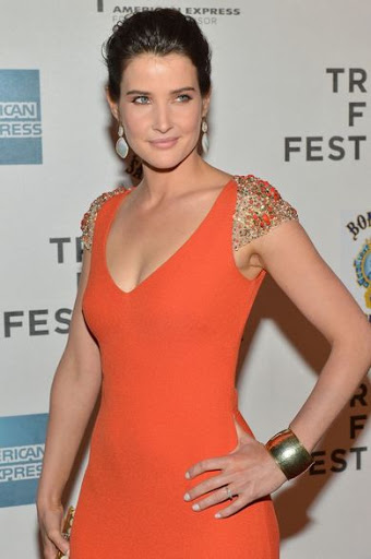 Cobie Smulders Weight