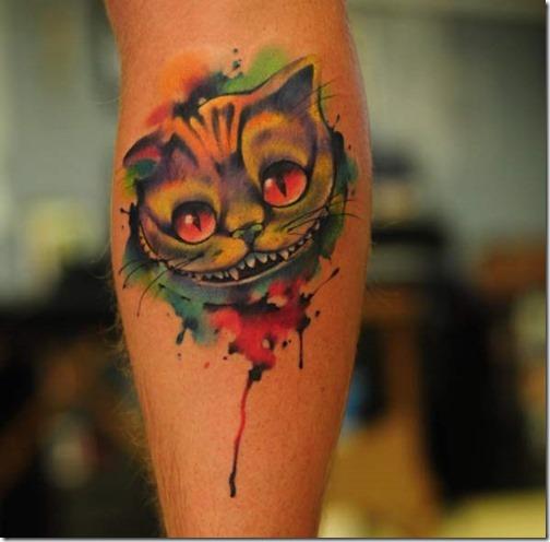 Mejor De Alicia En El País De Las Maravillas Tatuajes Tatuajes247