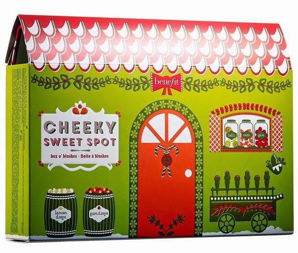 Benefit Cheeky Sweet Pot paleta de blush