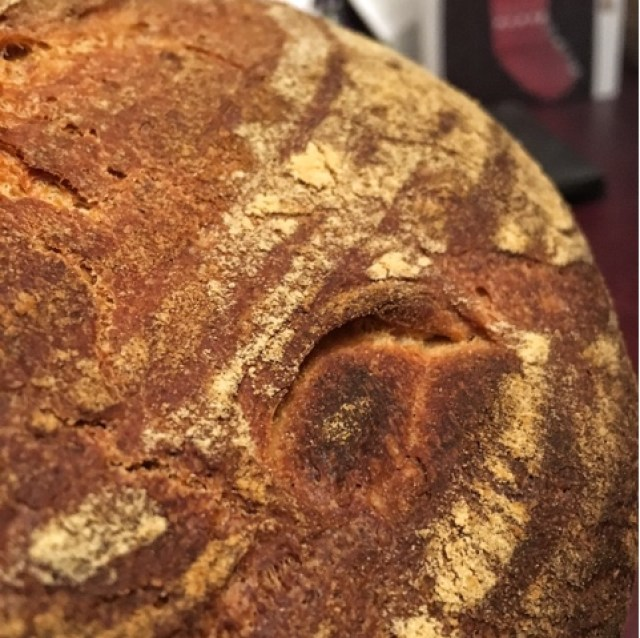 French Pain de Campagne