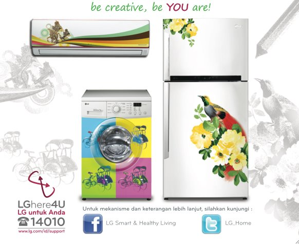 LG Home Appliances Design Competition