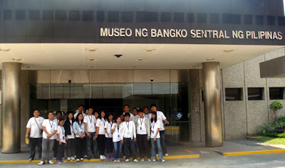 March 25: Central Bank Museum, Pasay City