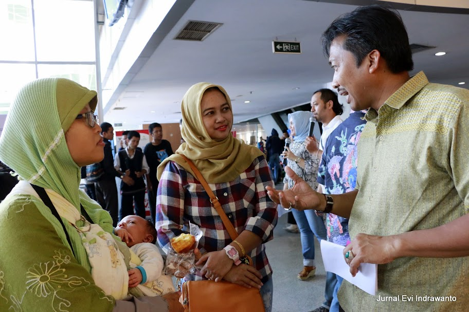 Bincang-bincang dengan Pak Bagus Rachman - Director of Business & Marketing