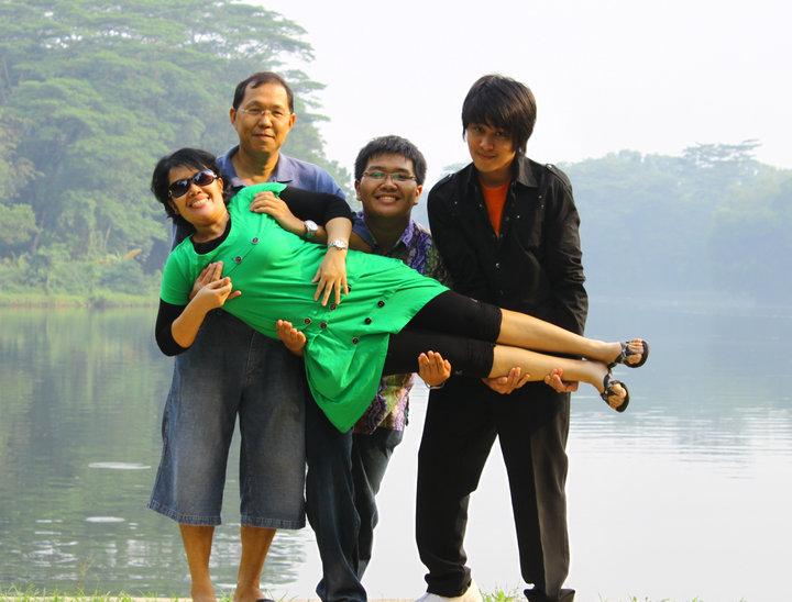 narsisis keluarga