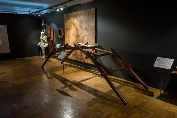 Da Vinci - Inventions Exhibitions National Museum Of History Moldova