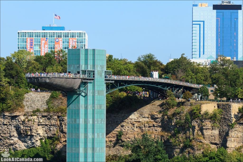 LookAtCanada.com / Ниагара – Заглянуть за водопад | LookAtIsrael.com - Фотографии Израиля и не только...