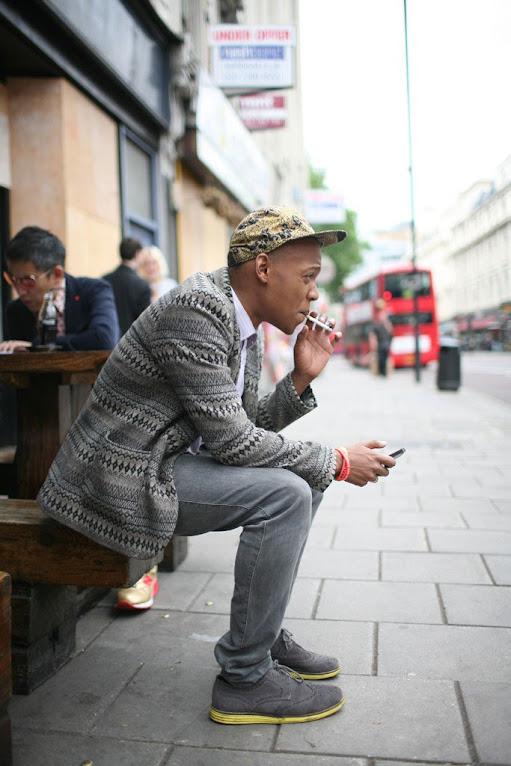 *英國倫敦時裝周場外街拍:攝影師Kuba Dabrowski捕捉街頭英倫紳士! 14