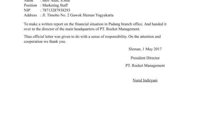 Contoh Surat 4001 Contoh Surat Bisnis Dalam Bahasa Inggris Cute766