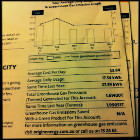 I Cut My Electricity Bill From To About A Quarter - Utility bill maker