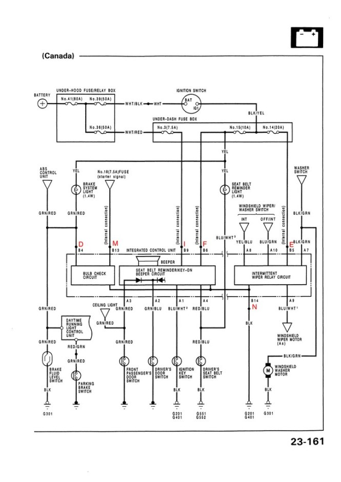 Appealing 95 Civic Wiring Diagram Ideas - Wiring schematic - ufc204.us